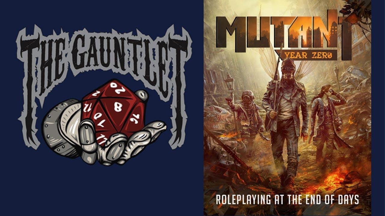 Gauntlet Sunday: Mutant Year Zero (2 of 4)