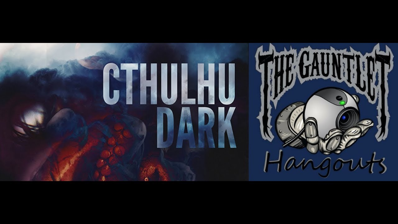 Cthulhu Dark: The History of Mercy Falls (Session 3 of 4)