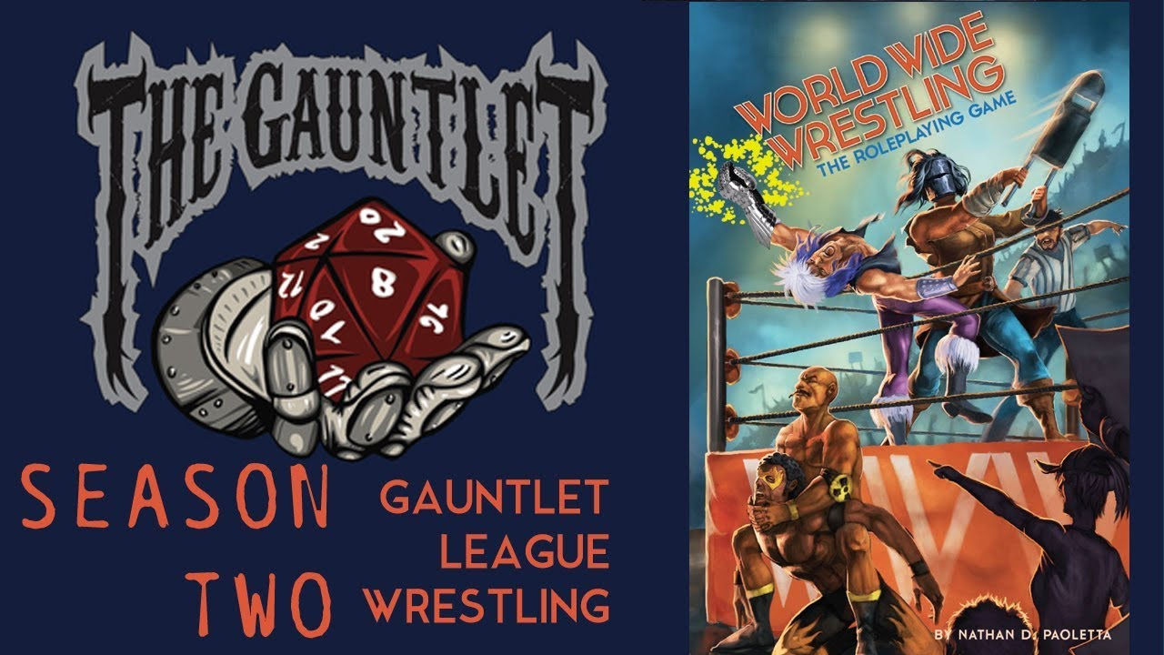 Gauntlet League Wrestling Season 2 (1 of 4)