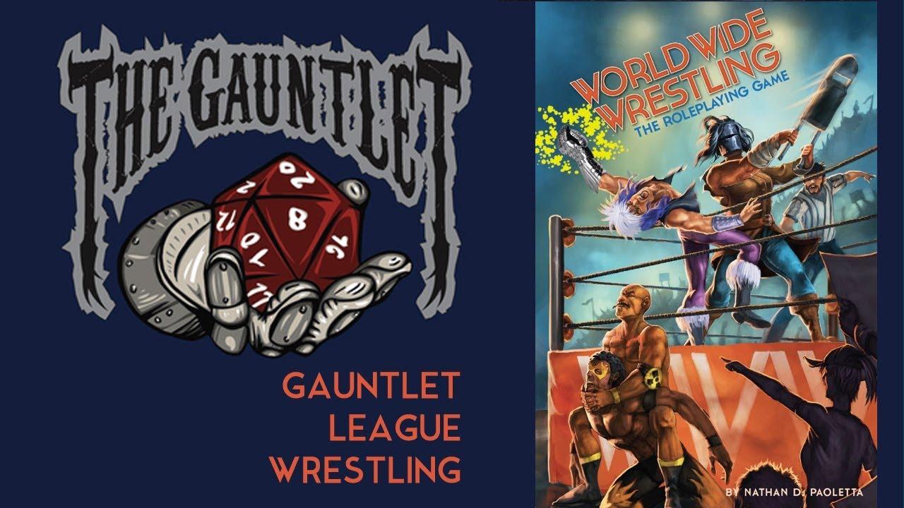 Gauntlet League Wrestling Season 2 (2 of 4)