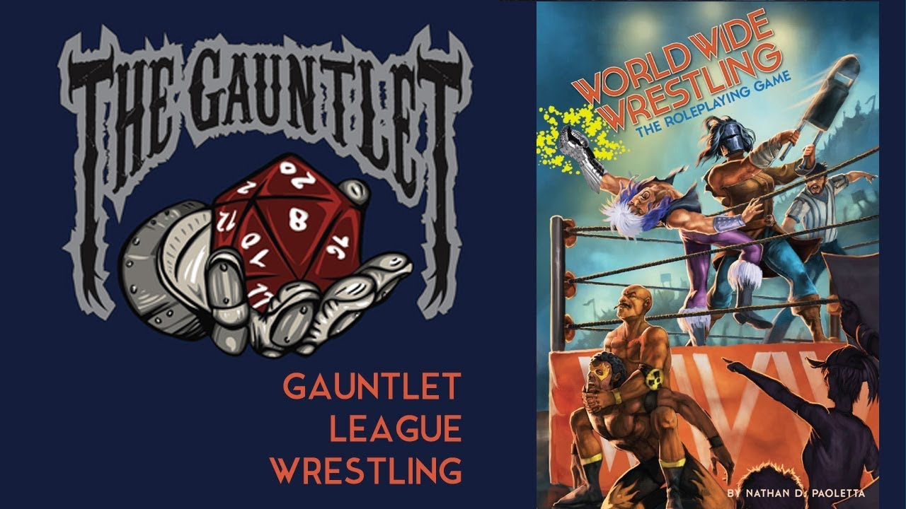 Gauntlet League Wrestling Season 2 (3 of 4)