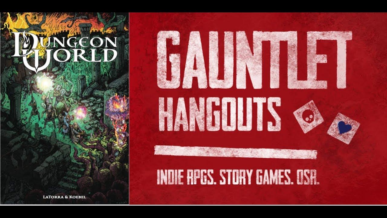 Dungeon World: Ten Hidden Keys (Session 1 of 3)