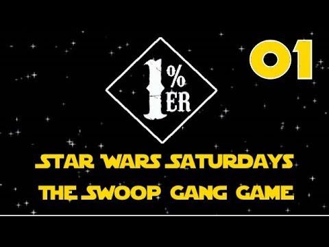 Star Wars Saturdays: 1%er Swoop Gang (1 of 3)