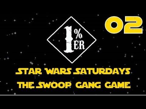 Star Wars Saturdays: 1%er Swoop Gang (2 of 3)