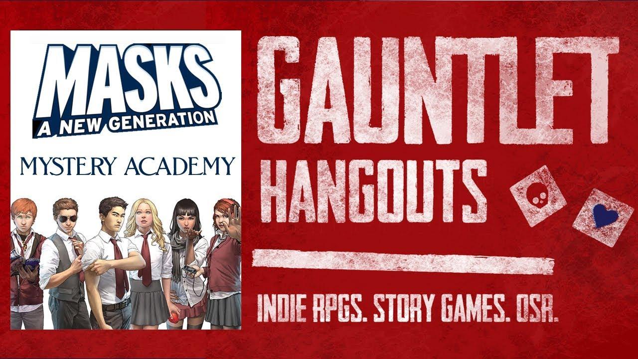 Gauntlet Sunday: Mystery Academy (3 of 4)