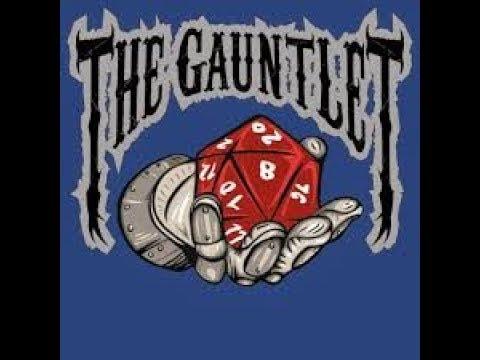 Gauntlet--Lord Scurlock (1 of 4)