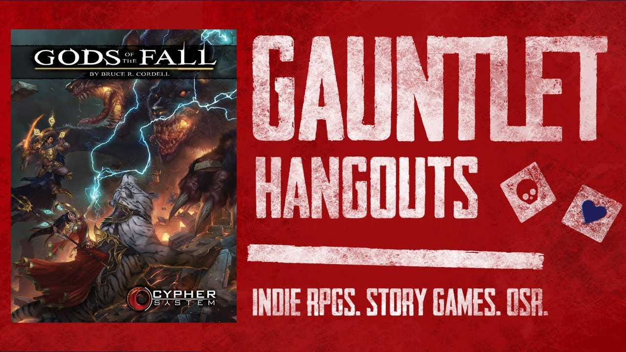 Gods of the Fall: Gauntlet TGIT (1 of 2)