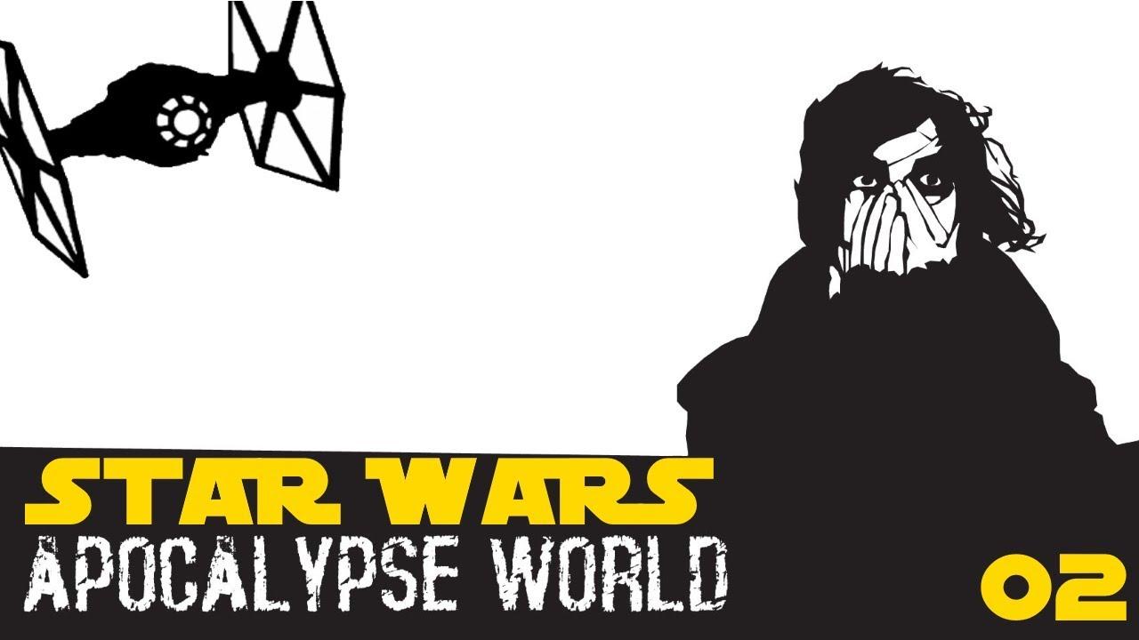 SWS: Apocalypse World Tatooine (2 of 4)