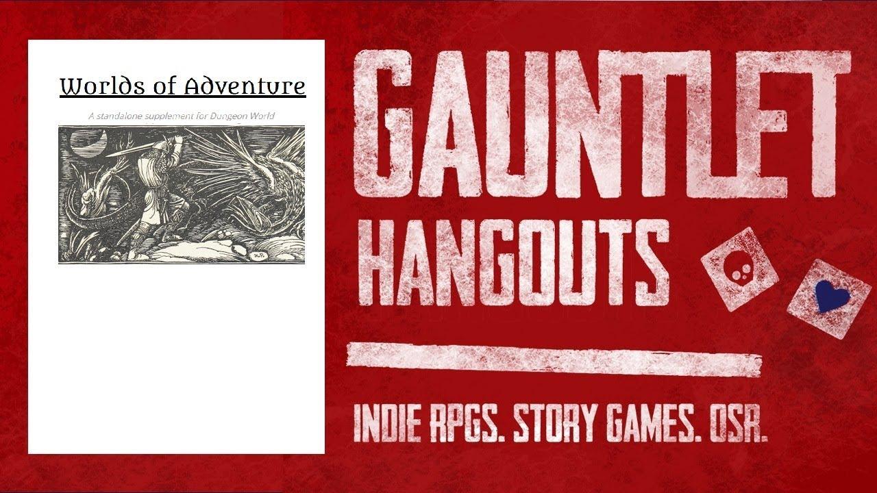 Big Sticks and Little Sticks - GauntletASPAC Worlds of Adventure