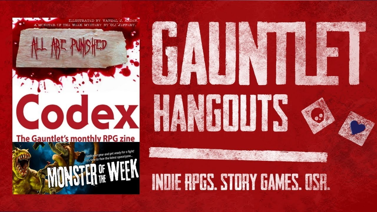 Gauntlet-MotW All Are Punished 2 of 2