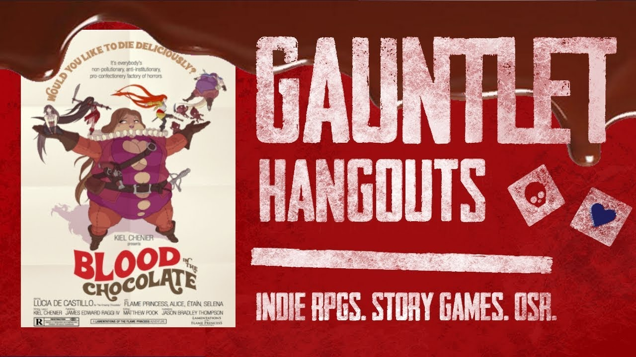 Gauntlet-World of Dungeons-Blood in the Chocolate