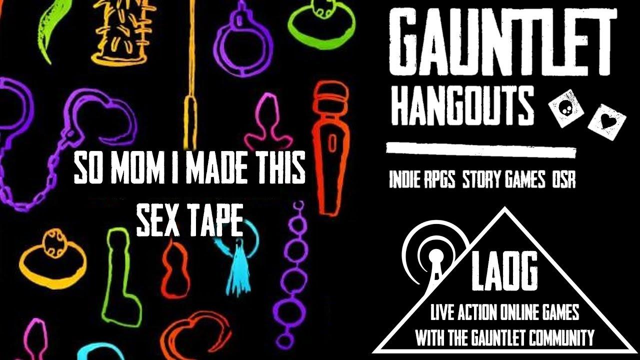 So Mom I made this sex tape Run 1
