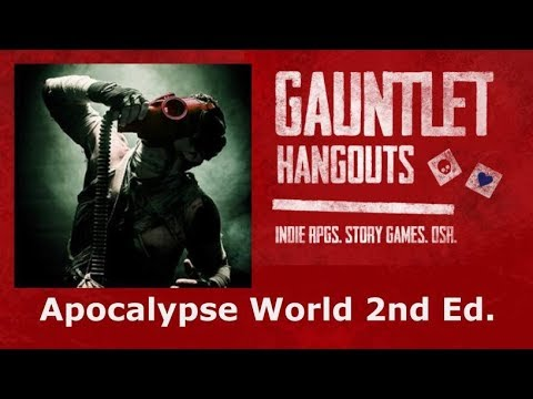 Apocalypse World 2nd Ed. (3/5)