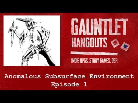 The Black Hack: Anomalous Subsurface Environment (Ep 1)