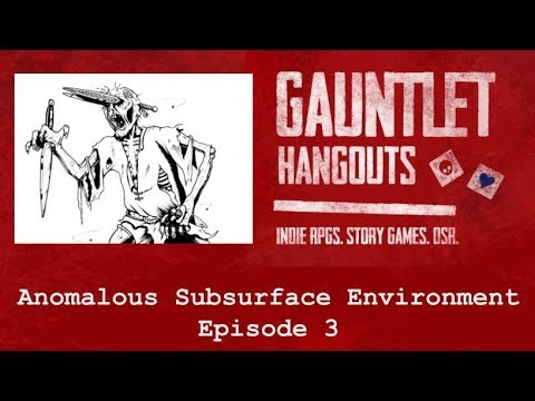 The Black Hack: Anomalous Subsurface Environment (Ep 3)
