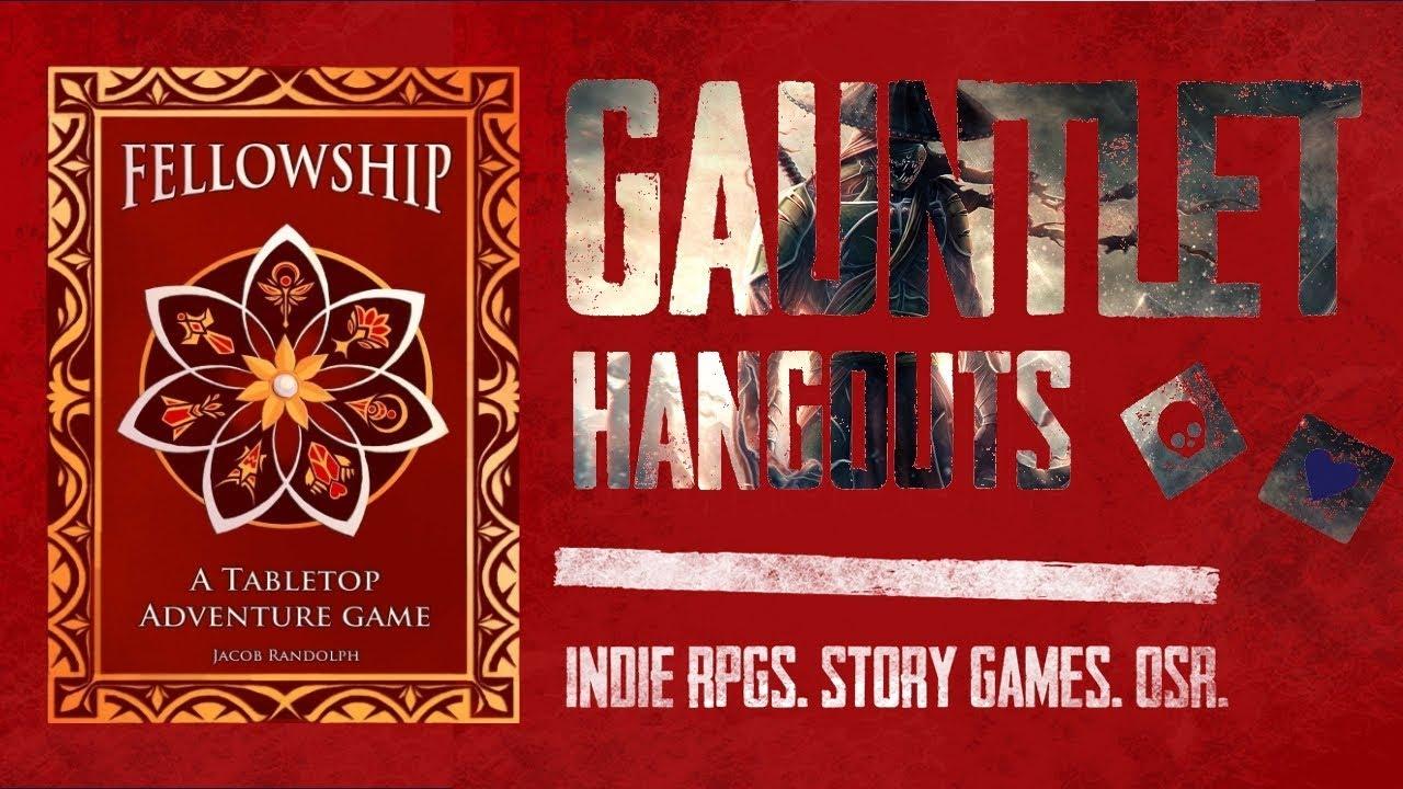 Gauntlet AsPac Fellowship- 1 of 4