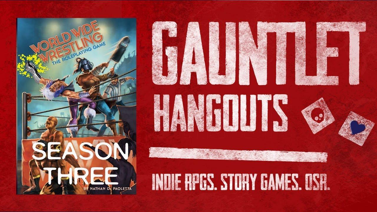 Gauntlet League Wrestling Season 3: Gauntlet Quarterly S1