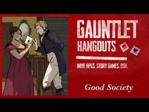 Good Society (1/3)
