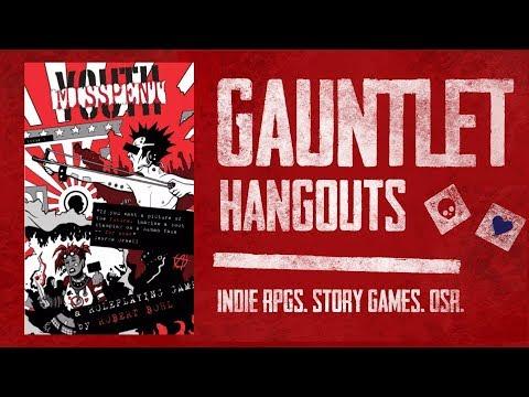 Misspent Youth: The Janus Minds - Gauntlet Hangouts on 2018/07/03
