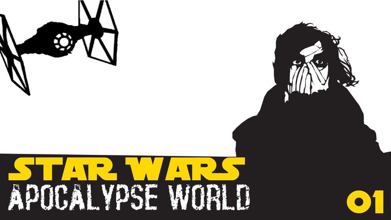 SWS: Apocalypse World Tatooine (1 of 4)