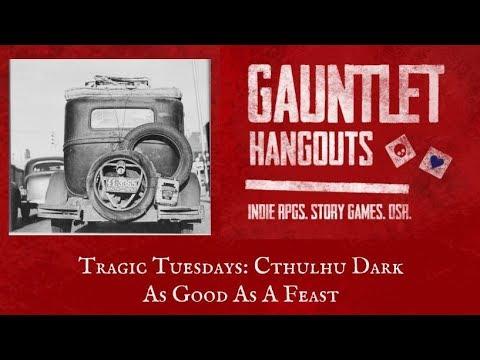 Tragic Tuesdays: Cthulhu Dark - As Good As A Feast