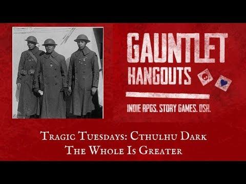 Tragic Tuesdays: Cthulhu Dark - The Whole Is Greater