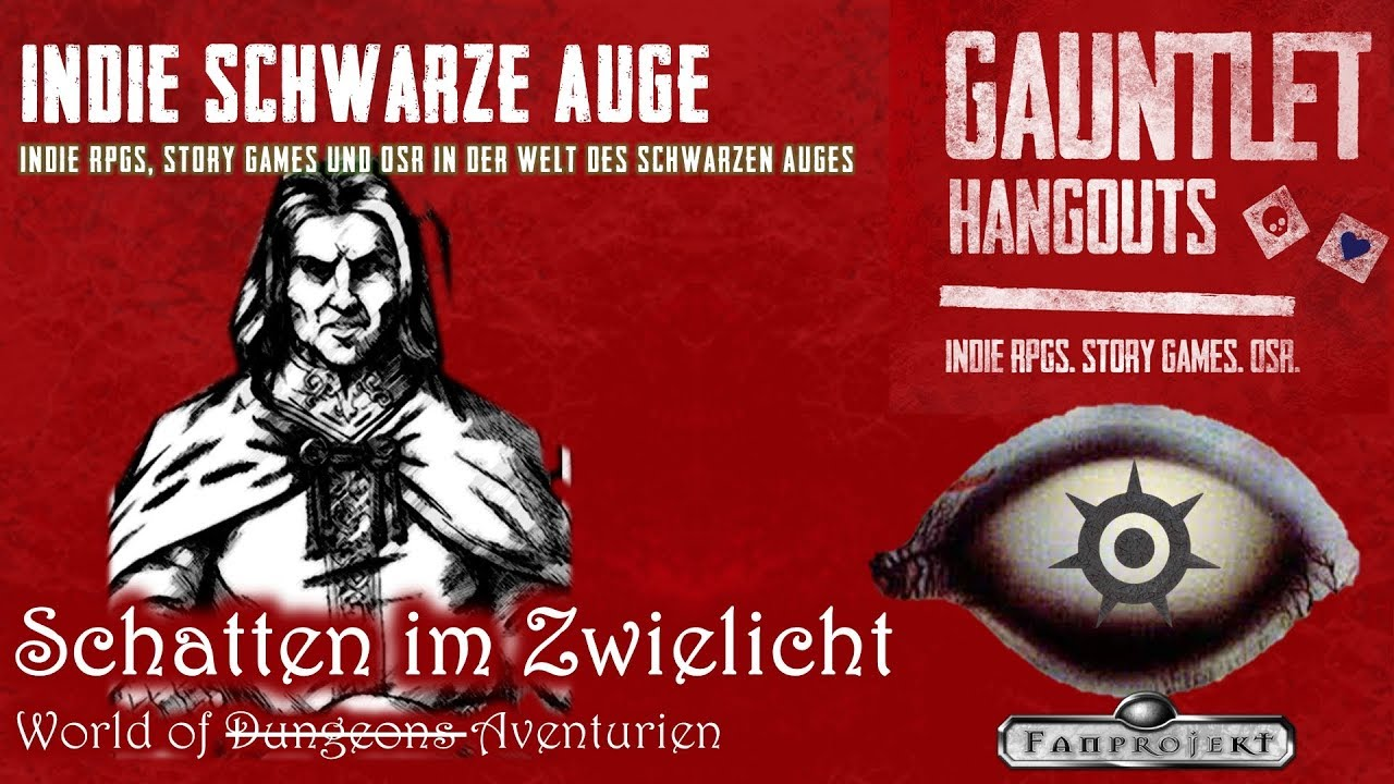 Gauntlet ISA - World of Aventurien: Schatten im Zwielicht I 1/2