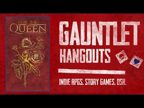 For The Queen - The Gauntlet (ASPAC)