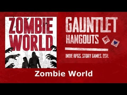 Zombie World (1 of 5)
