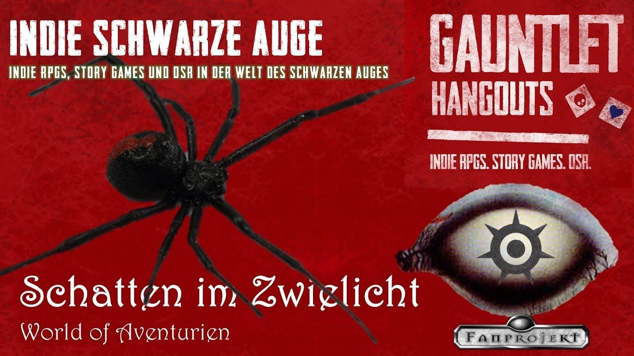 Gauntlet Schatten im Zwielicht III - Molchenberg