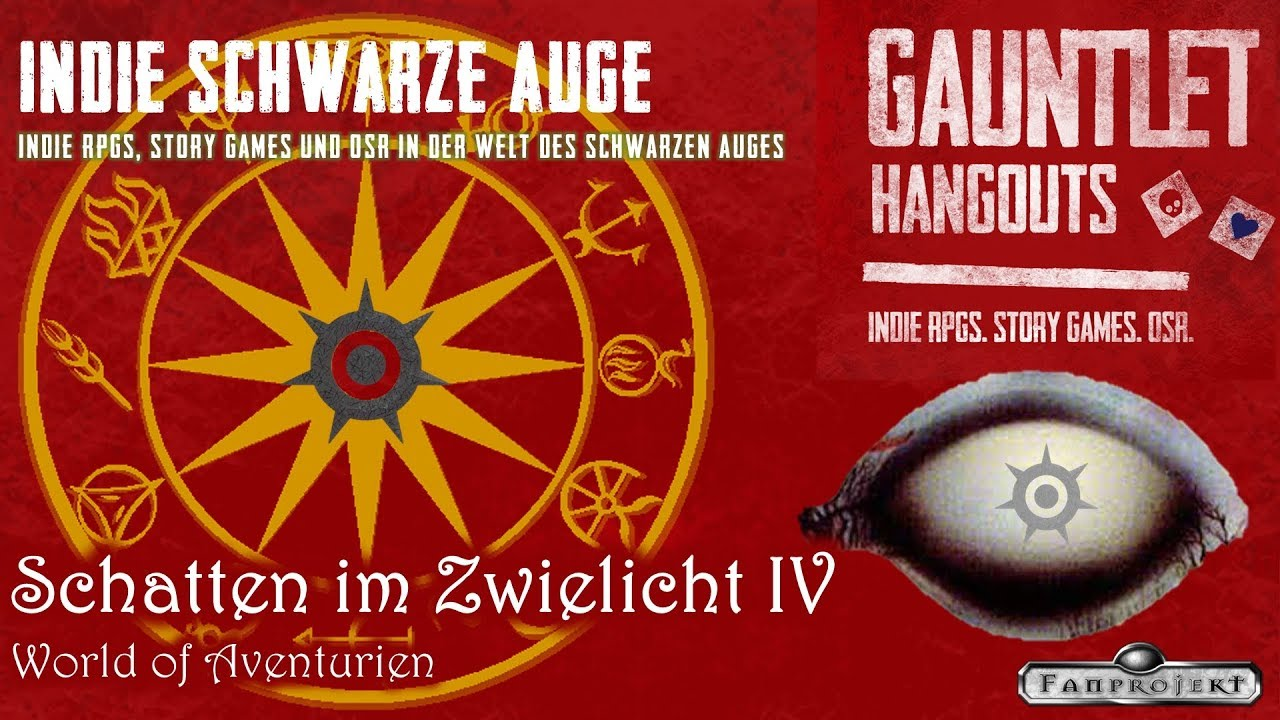 Gauntlet ISA: World of Aventurien Schatten im Zwielicht IV