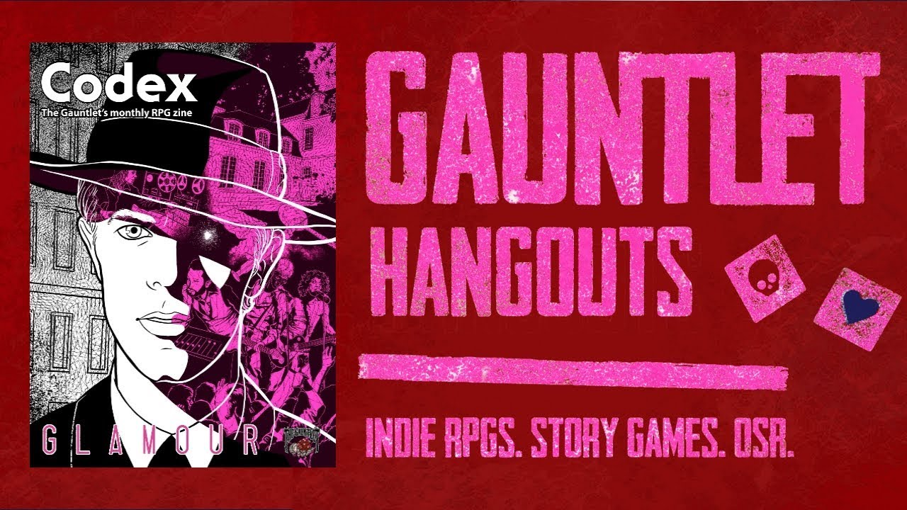Gauntlet CodeX-Files  Codex-Glamour Serious Moonlight 1 of 3
