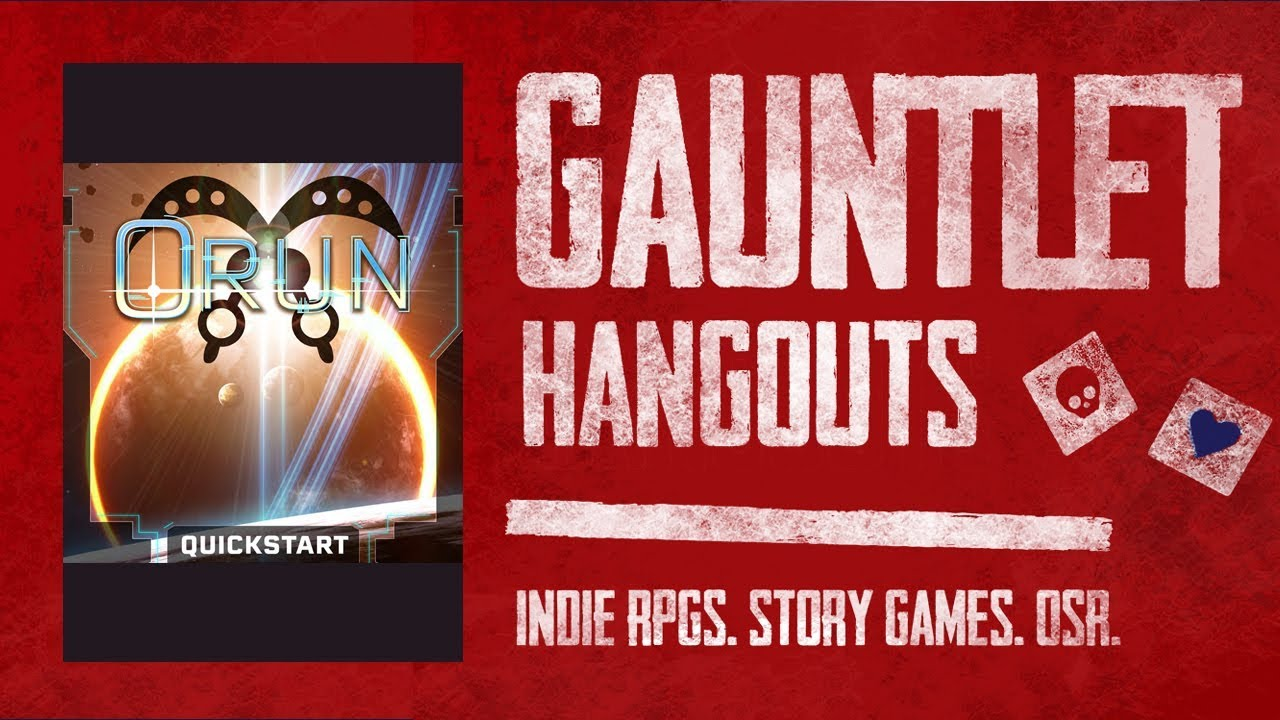 Orun: Gauntlet TGIT (1 of 2)