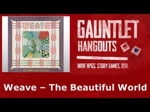 Weave - The Beautiful World Session 1 of 4