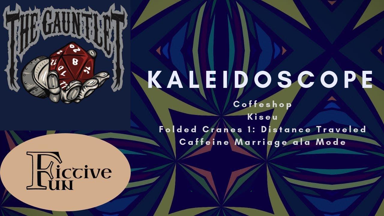 Kaleidoscope: Kiseu Coffeeshop Cranes ala Mode