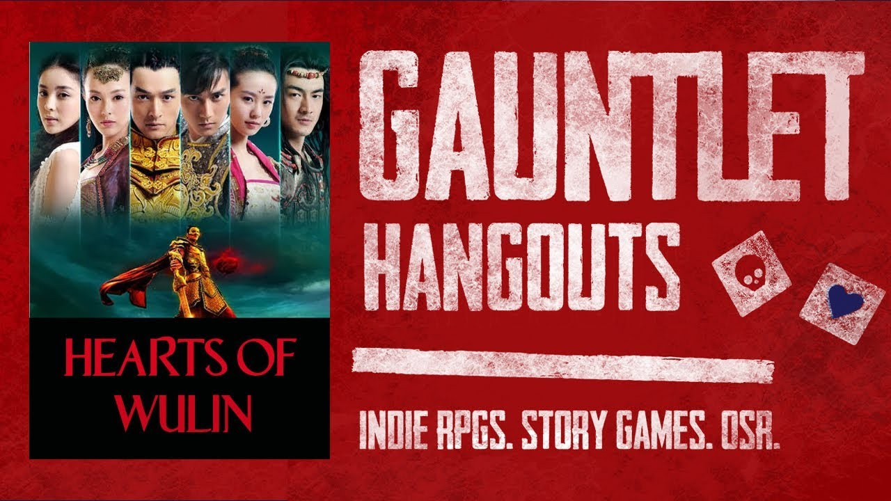 Hearts of Wulin: Gauntlet Quarterly S5 Book Two