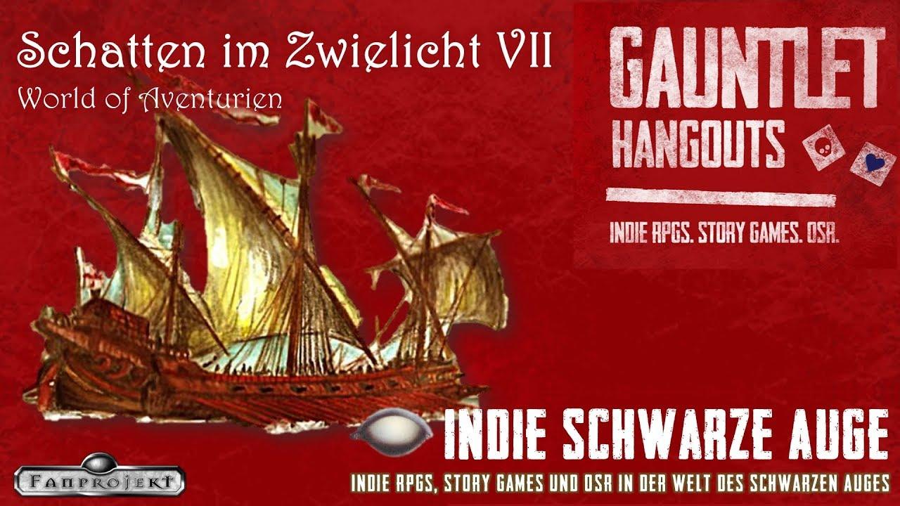 Gauntlet ISA: Schatten im Zwielicht VII - Opalglanz