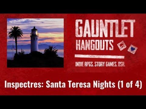Inspectres: Santa Teresa Nights (1 of 4)