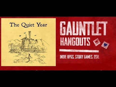 The Quiet Year (Gauntlet Hangouts December 2018)