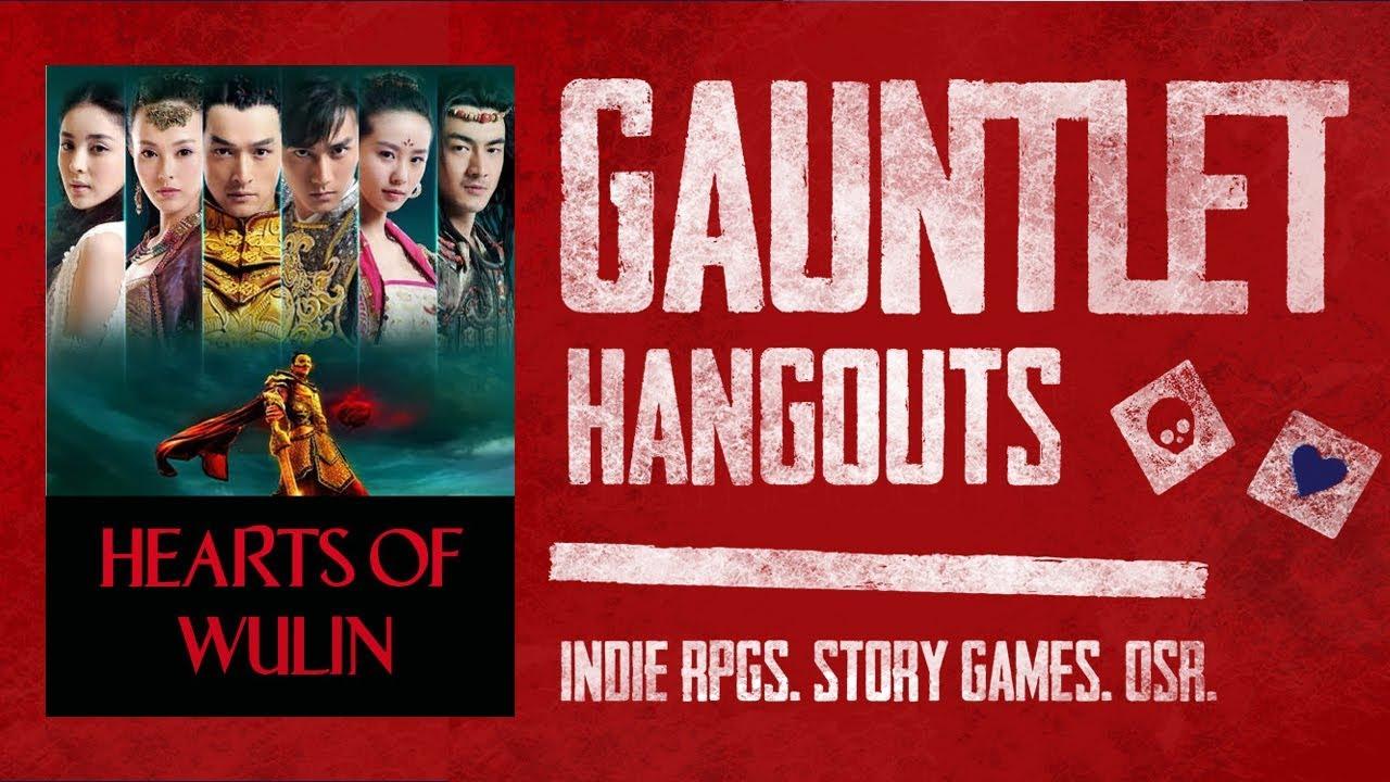 Hearts of Wulin: Gauntlet Quarterly S11 Book Three