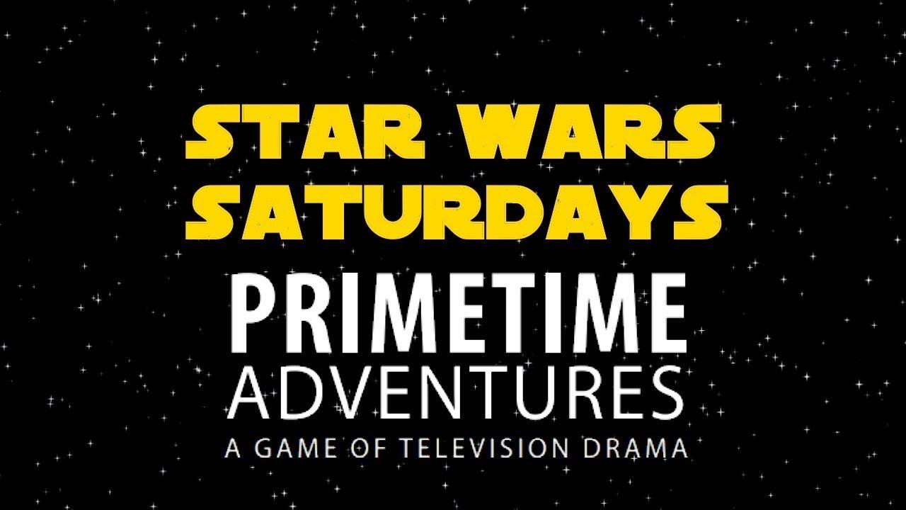 SWS: Primetime Adventures (1 of 4)