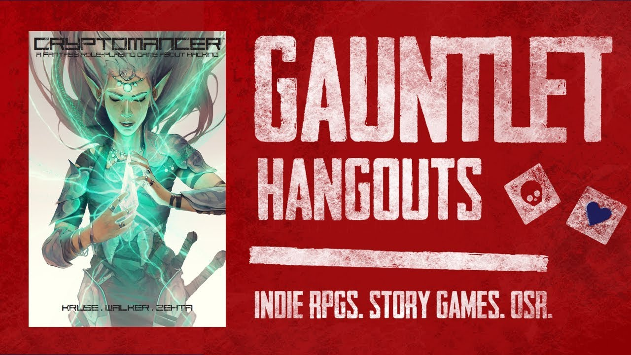 Cryptomancer: Gauntlet Sunday (1 of 4)