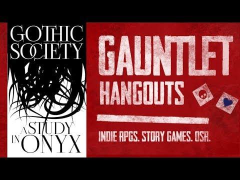 Gothic Society - A Study in Onyx (1/4)