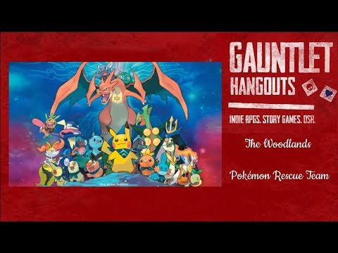 The Woodlands - Pokémon Rescue Team (1 of 4)