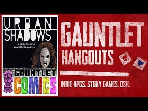 Gauntlet Comics: Coven Prime #1 of 4 (Urban Shadows RPG)