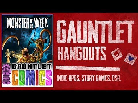 Gauntlet Comics: Precinct 13 #1 of 4 (Monster of the Week)
