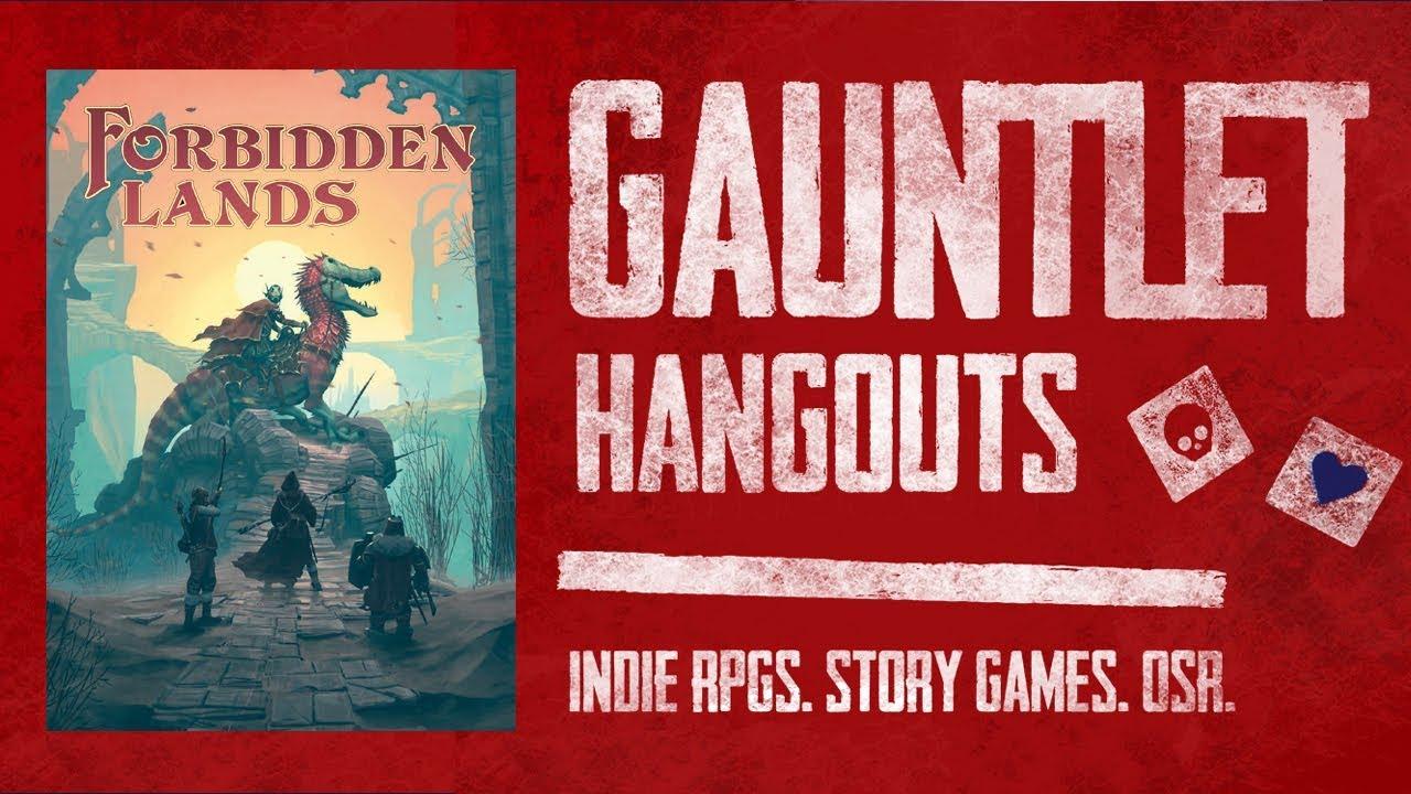 Forbidden Lands: Gauntlet TGIT (2 of 4)