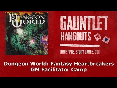 Dungeon World: Fantasy Heartbreakers