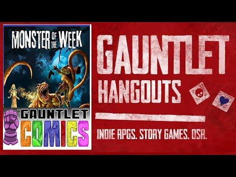 Gauntlet Comics: Precinct 13 #2 of 4 (Monster of the Week)