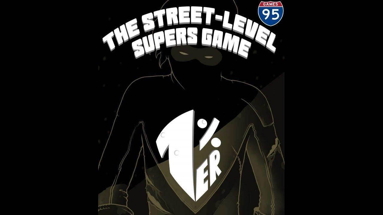 Gauntlet Comics: 1%er Supers (1 of 4)